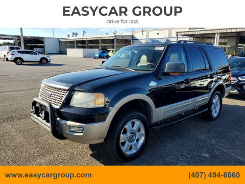 2006 Ford Expedition for sale at EASYCAR GROUP in Orlando FL