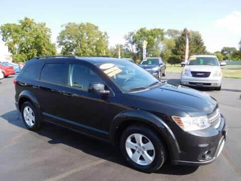 2011 Dodge Journey for sale at North State Motors in Belvidere IL