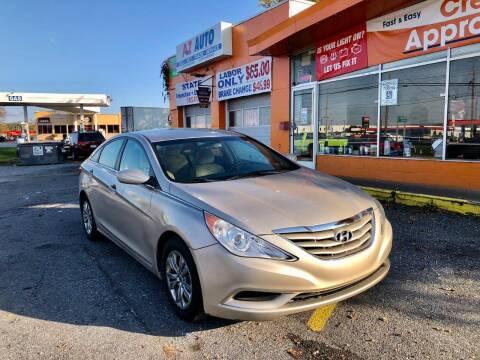 2011 Hyundai Sonata for sale at AZ AUTO in Carlisle PA
