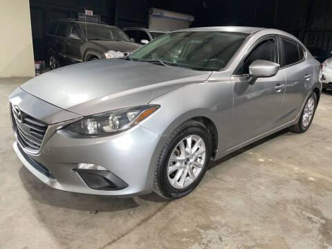 2014 Mazda MAZDA3 for sale at Safe Trip Auto Sales in Dallas TX