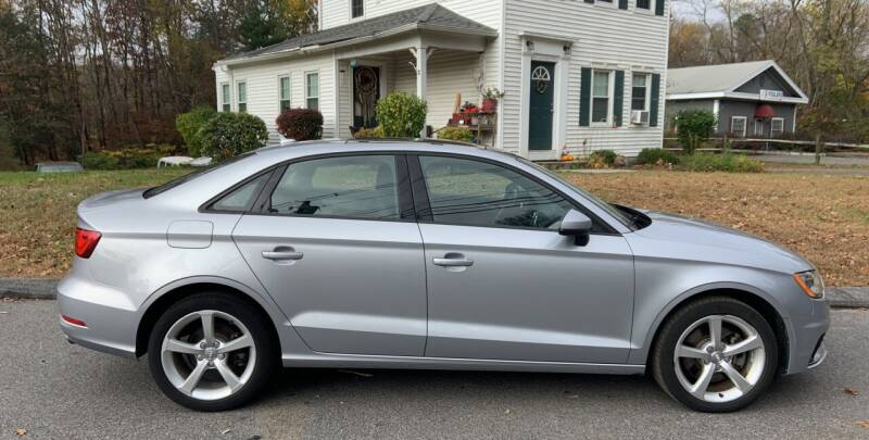 2016 Audi A3 for sale at ROBERT MOTORCARS in Woodbury CT