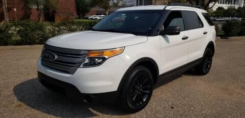 2015 Ford Explorer for sale at JC Auto Sales LLC in Wichita KS