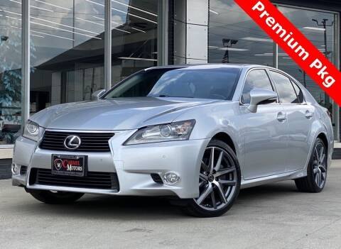2014 Lexus GS 350 for sale at Carmel Motors in Indianapolis IN