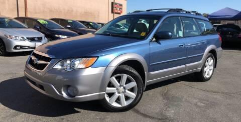 2008 Subaru Outback for sale at Cars 2 Go in Clovis CA
