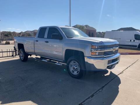 2015 Chevrolet Silverado 2500HD for sale at Excellence Auto Direct in Euless TX