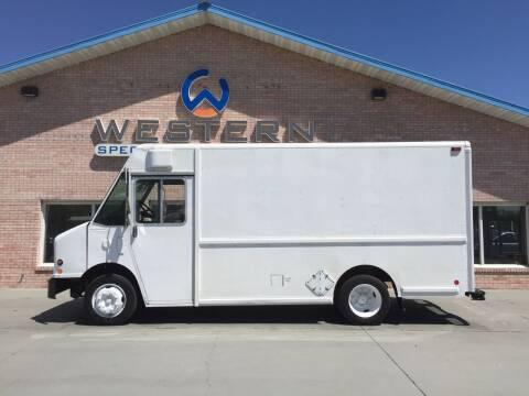 2004 Freightliner P700 Step Van for sale at Western Specialty Vehicle Sales in Braidwood IL