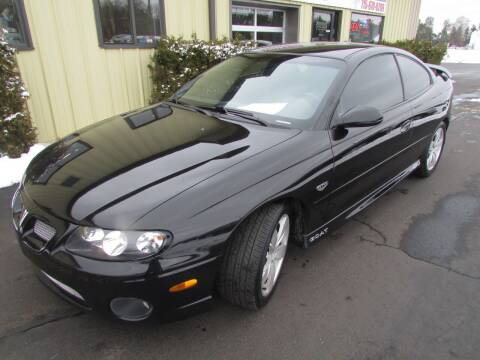 2004 Pontiac GTO for sale at Toybox Rides in Black River Falls WI