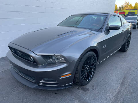 2014 Ford Mustang for sale at APX Auto Brokers in Edmonds WA