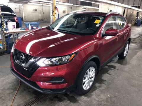 2020 Nissan Rogue Sport for sale at Adams Auto Group Inc. in Charlotte NC