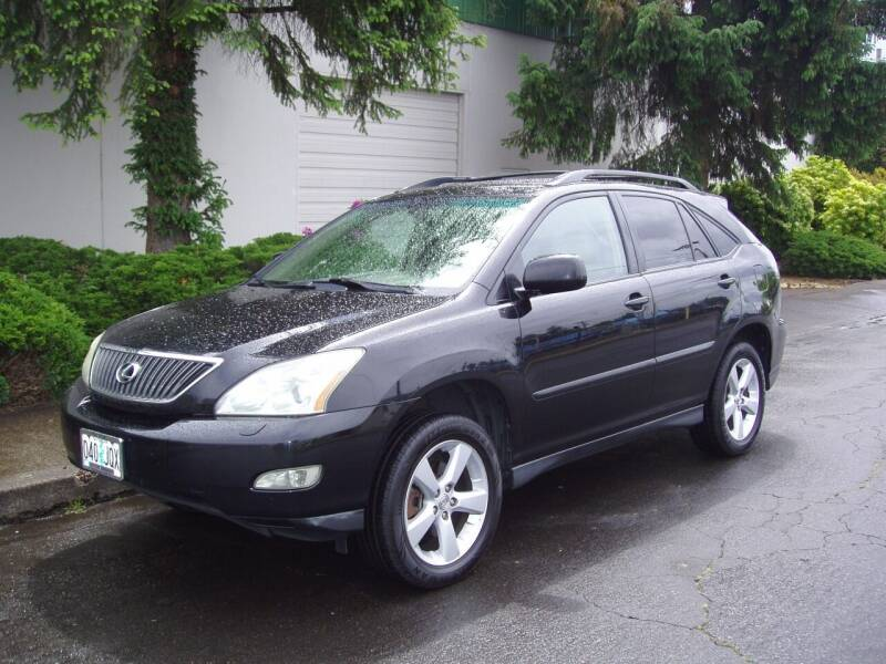 2004 Lexus RX 330 for sale at K W Imports in Salem OR