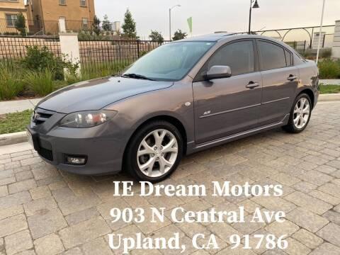 2007 Mazda MAZDA3 for sale at IE Dream Motors-Upland in Upland CA