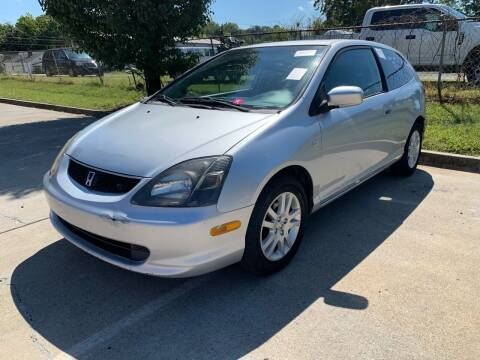 2002 Honda Civic for sale at Diana Rico LLC in Dalton GA