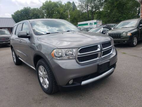 2013 Dodge Durango for sale at Auto Choice in Belton MO