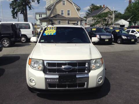2009 Ford Escape for sale at Worldwide Auto Sales in Fall River MA