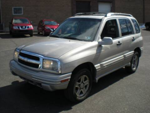 2002 Chevrolet Tracker for sale at 611 CAR CONNECTION in Hatboro PA