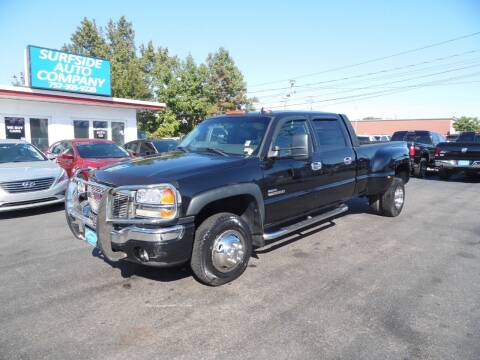 2007 GMC Sierra 3500 Classic for sale at Surfside Auto Company in Norfolk VA