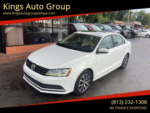 2017 Volkswagen Jetta for sale at Kings Auto Group in Tampa FL