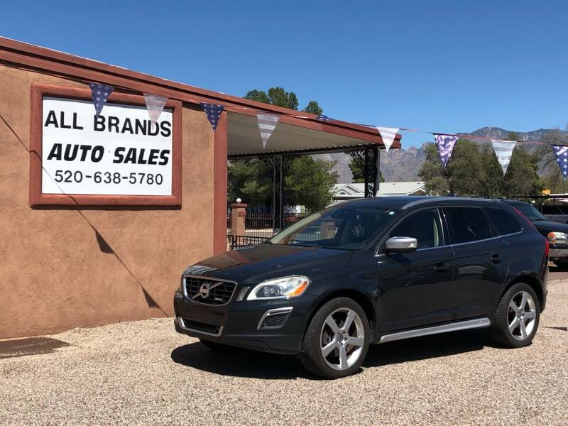 2012 Volvo XC60 for sale at All Brands Auto Sales in Tucson AZ