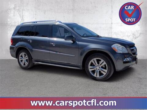 2011 Mercedes-Benz GL-Class for sale at Car Spot Of Central Florida in Melbourne FL