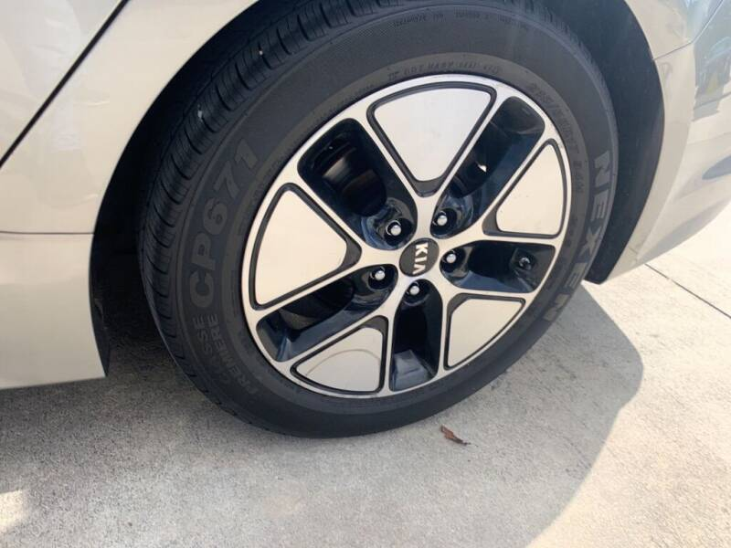 2013 Kia Optima Hybrid HYBRID - Sanford FL