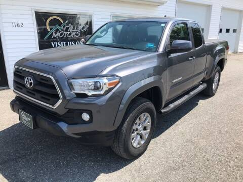 2017 Toyota Tacoma for sale at HILLTOP MOTORS INC in Caribou ME