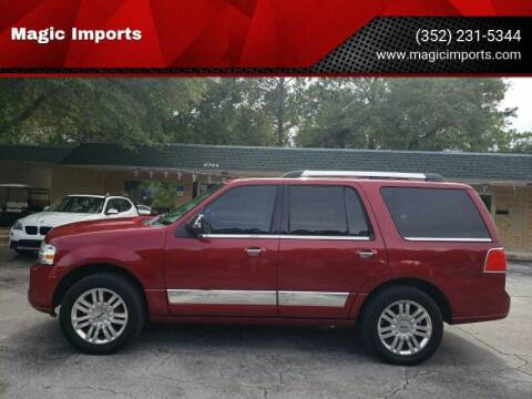 2013 Lincoln Navigator for sale at Magic Imports in Melrose FL