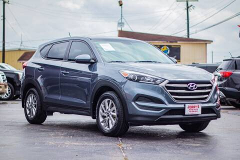 2016 Hyundai Tucson for sale at Jerrys Auto Sales in San Benito TX