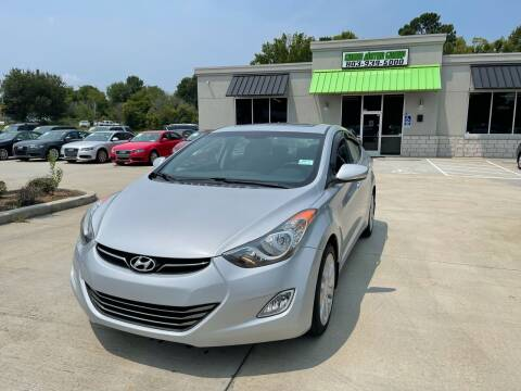 2011 Hyundai Elantra for sale at Cross Motor Group in Rock Hill SC