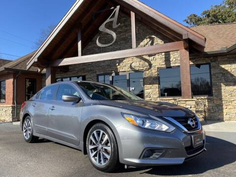 2017 Nissan Altima for sale at Auto Solutions in Maryville TN