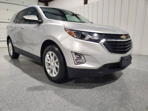 2019 Chevrolet Equinox for sale at Hatcher's Auto Sales, LLC in Campbellsville KY