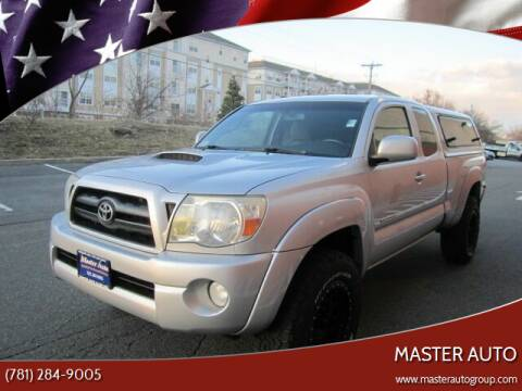 2007 Toyota Tacoma for sale at Master Auto in Revere MA