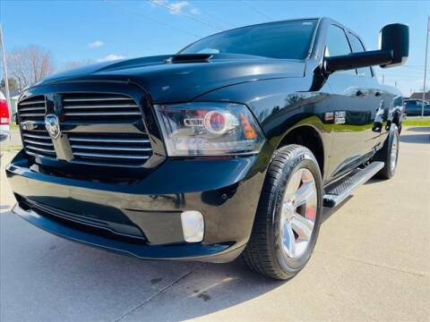 2014 RAM Ram Pickup 1500 for sale at HUFF AUTO GROUP in Jackson MI