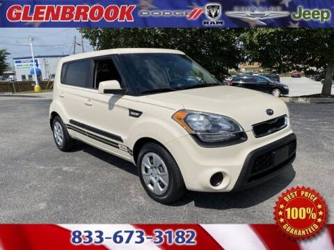 2012 Kia Soul for sale at Glenbrook Dodge Chrysler Jeep Ram and Fiat in Fort Wayne IN