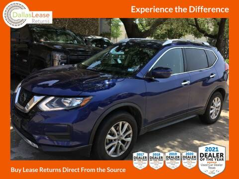 2020 Nissan Rogue for sale at Dallas Auto Finance in Dallas TX