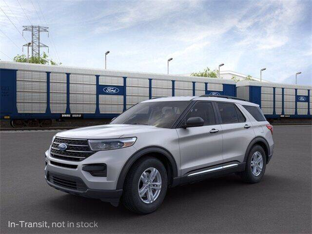 2021 Ford Explorer for sale in Tallmadge, OH