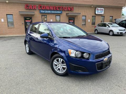 2013 Chevrolet Sonic for sale at CAR CONNECTIONS in Somerset MA