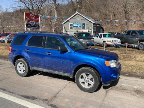 2012 Ford Escape for sale at Korz Auto Farm in Kansas City KS