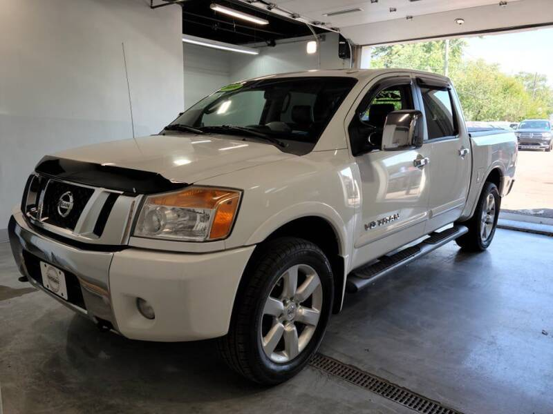 2009 Nissan Titan for sale at Redford Auto Quality Used Cars in Redford MI