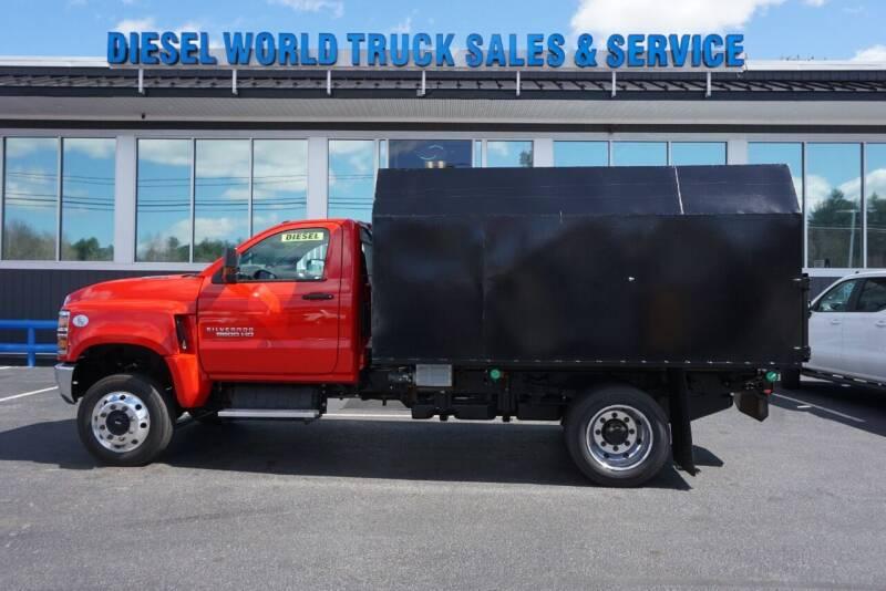 2020 Chevrolet SILVERADO MEDIUM DUT for sale at Diesel World Truck Sales - Dump Truck in Plaistow NH