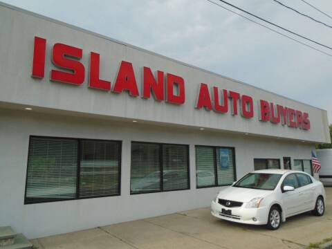 2010 Nissan Sentra for sale at Island Auto Buyers in West Babylon NY