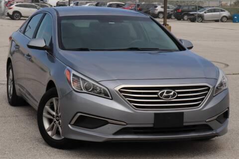 2016 Hyundai Sonata for sale at Big O Auto LLC in Omaha NE