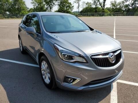 2020 Buick Envision for sale at CON ALVARO ¡TODOS CALIFICAN!™ in Columbia TN