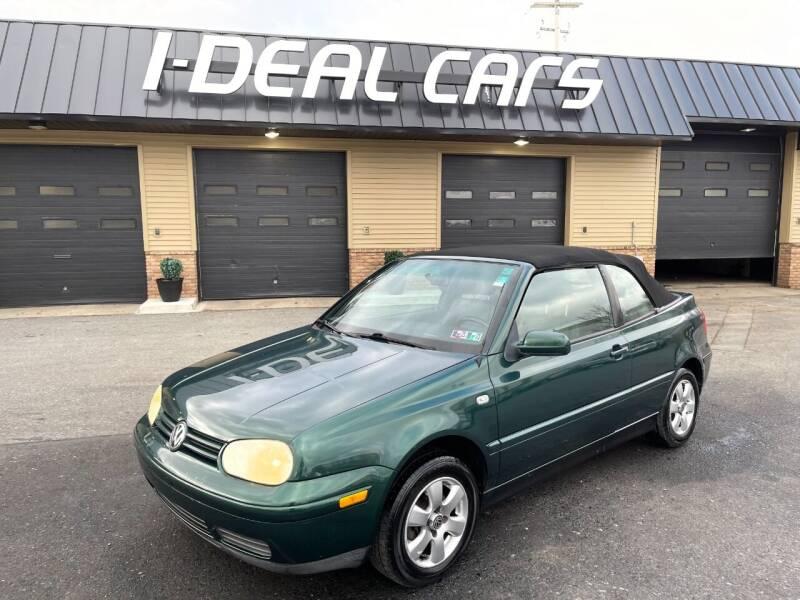 2001 Volkswagen Cabrio for sale in Harrisburg, PA