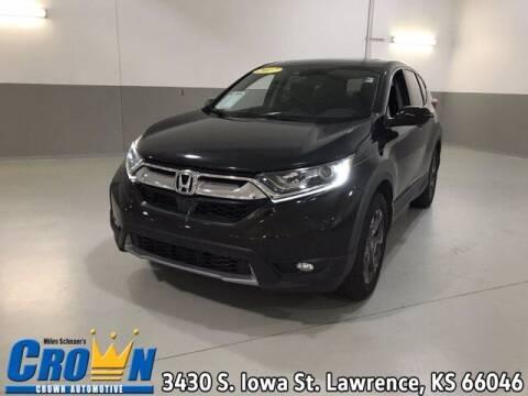 2017 Honda CR-V for sale at Crown Automotive of Lawrence Kansas in Lawrence KS