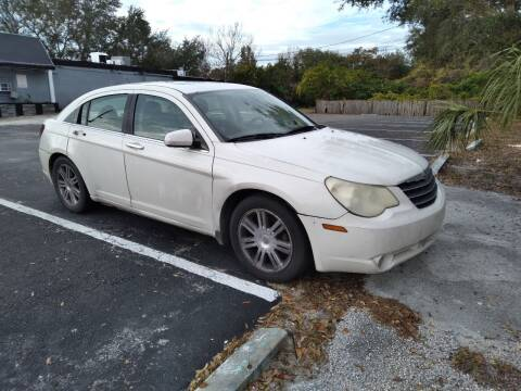 2007 Chrysler Sebring for sale at Low Price Auto Sales LLC in Palm Harbor FL