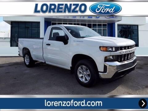 2020 Chevrolet Silverado 1500 for sale at Lorenzo Ford in Homestead FL