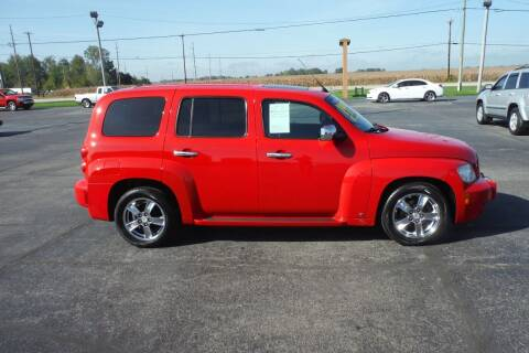 2009 Chevrolet HHR for sale at Bryan Auto Depot in Bryan OH
