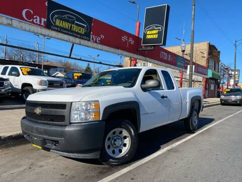 2007 Chevrolet Silverado 1500 for sale at Manny Trucks in Chicago IL