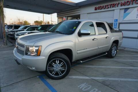 2008 Chevrolet Avalanche for sale at Industry Motors in Sacramento CA