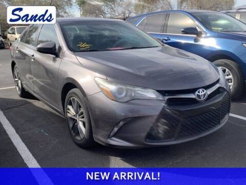 2015 Toyota Camry for sale at Sands Chevrolet in Surprise AZ